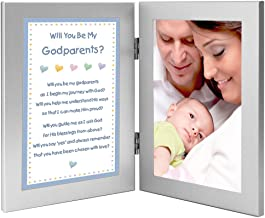 Will You Be My Godparents, Sweet Poem from Godson - Add Photo
