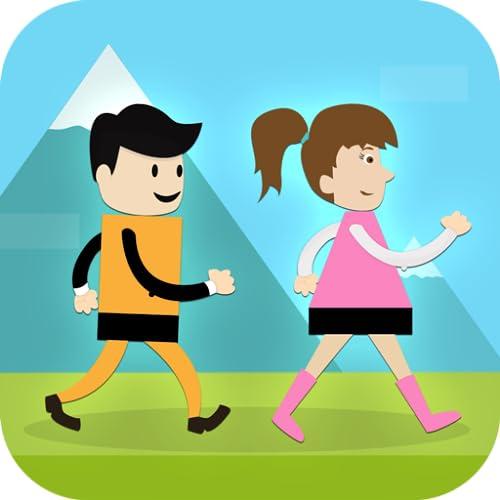 Mr. & Mrs Jump - Arcade Runner