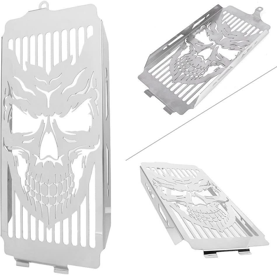 Regular store GZYF Motorcycle Mesh Radiator Great interest Grill Cover H Guard for Protective