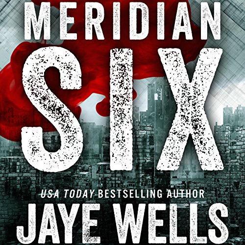 Meridian Six  audiobook cover art