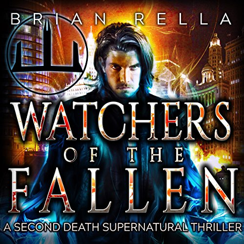 Couverture de Watchers of the Fallen