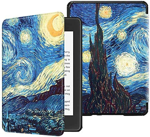 Fintie Slimshell Case for All New Kindle Paperwhite 10th Generation 2018 Release Premium Lightweight product image