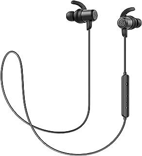comprar comparacion Auriculares Bluetooth 5.0 Inalámbricos Magnéticos SoundPEATS Value Cascos Deportivos con Micrófono IPX6 Manos Libres Hi-Fi...