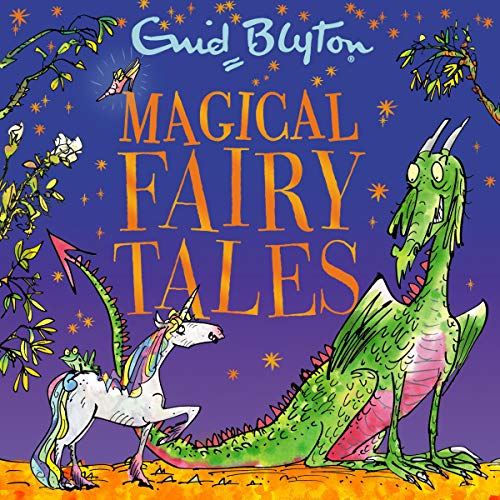 Magical Fairy Tales cover art