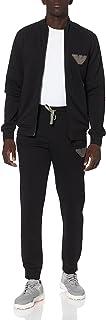 Emporio Armani Men's Iconic Terry Sweater + Trousers