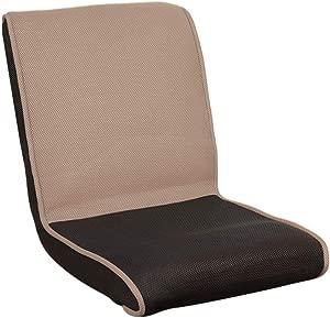 DBSCD Children s Mini Sofa Children  nbsp reclining Folding Lazy Tatami Adjustable Positions  Interior mode  Living Room  Furniture for cotton  brown  41x38x47cm  16x15x19inch