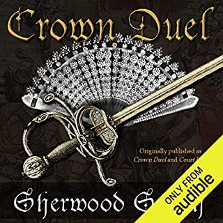 Crown Duel audiobook cover art