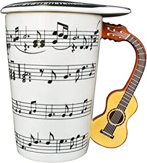 Best mug with music notes Reviews