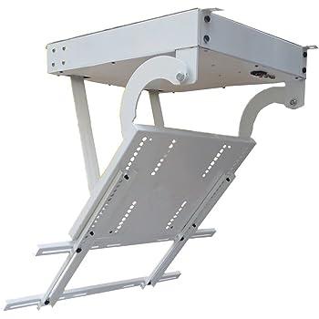 BAOSHISHAN- Colgador o Percha de techo de TV remota de 82 pulgadas Soporte de TV de techo motorizado Soporte de volteo eléctrico Elevador de TV motorizado Posicionamiento electrónico (220V): Amazon.es: Bricolaje y