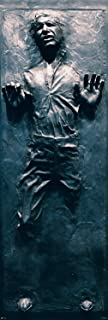 Star Wars: Episode VI - Return of The Jedi - Door Movie Poster (Han Solo in Carbonite) (Size: 21 inches x 62 inches)