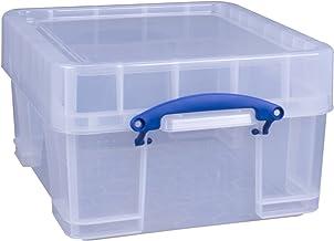 Naprawdę przydatne pudełko do przechowywania 18 litrów XL przezroczyste