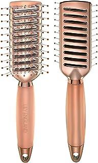 Lily England Cepillo de Pelo - Peine para el Cabello Oro Rosa