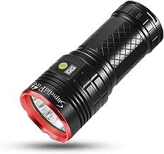 JHJX Gr/üner Zeigestift Profi Multifunktions 5-en-1-Taschenlampe-Taschenlamp-Camping-Taschenlampe,A
