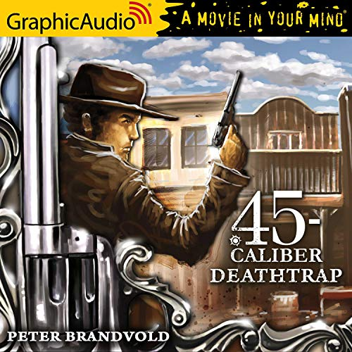 Deathtrap [Dramatized Adaptation] cover art