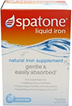 (2 PACK) - Spatone Spatone Iron+ - 28 Day Pack| 28 s |2 PACK - SUPER SAVER - SAVE MONEY