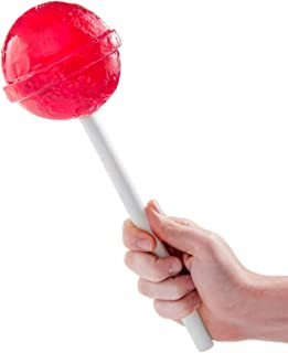 GIANT CHUPA CHUPS LOLLIPOP (1.6 Lbs of Solid Candy) Gift For Kids and Adults
