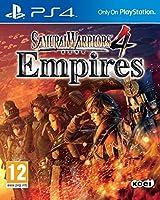 Samurai Warriors 4 Empires PS4 Game