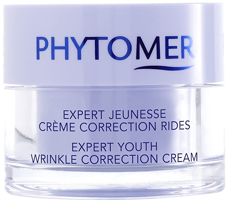 によると精緻化巧みなPhytomer Expert Youth Wrinkle Correction Cream 50ml並行輸入品