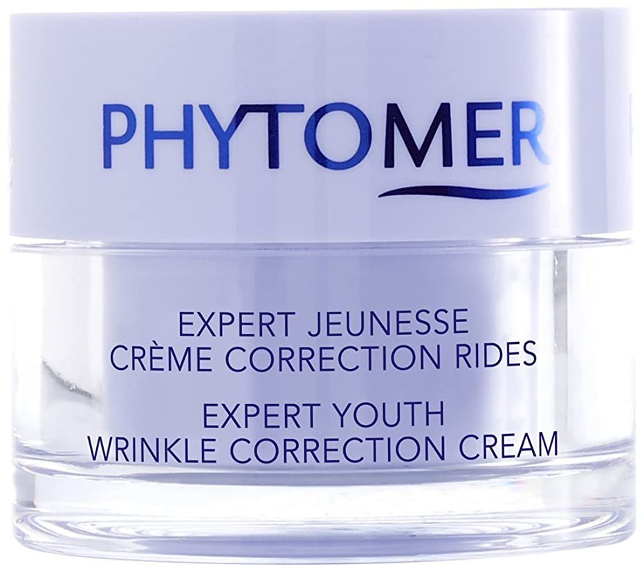 乱気流さびた義務Phytomer Expert Youth Wrinkle Correction Cream 50ml並行輸入品