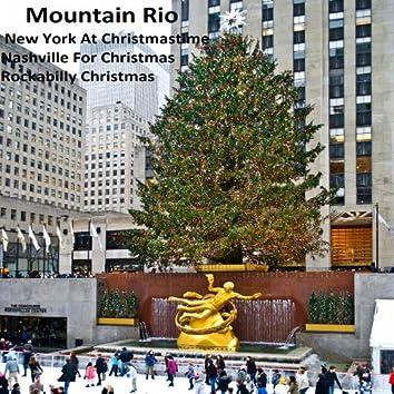 New York At Christmastime