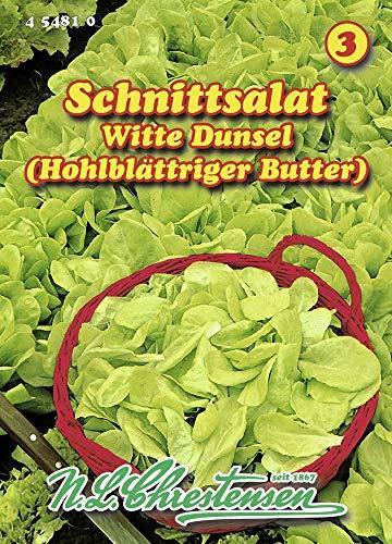 N.L. Chrestensen 454810 Schnittsalat Witte Dunsel (Schnittsalatsamen)