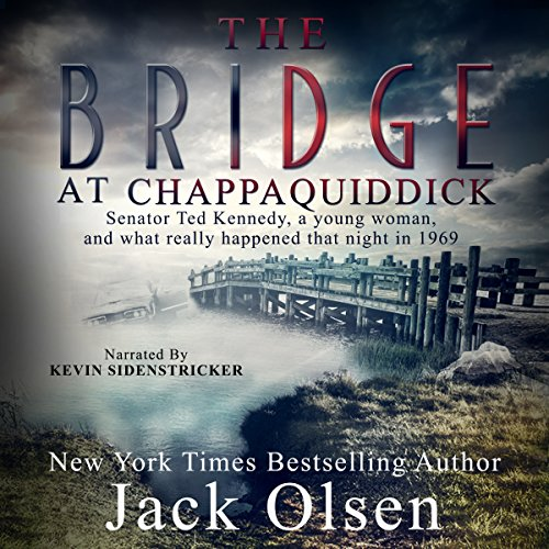 The Bridge at Chappaquiddick cover art