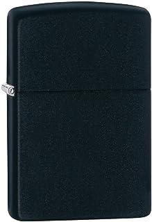 ZIPPO ジッポー 218 Black Matte ブラックマット つや消し FULL SIZE ZIPPO LIGHTER ジッポライター [並行輸入品]