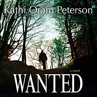 Wanted audiobook cover art