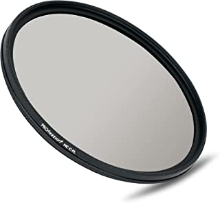 PROfezzion 40.5mm Circular Polarizer Filter for Sony A6000 A6100 A6300 with E PZ 16-50mm/FE 28-60mm Kit Lens, Ultra Slim M...