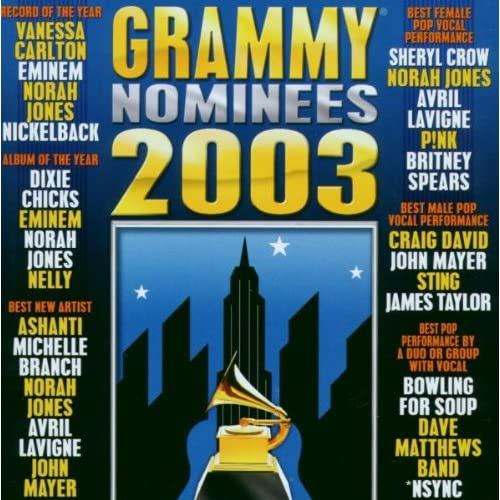 Grammy Album 2003