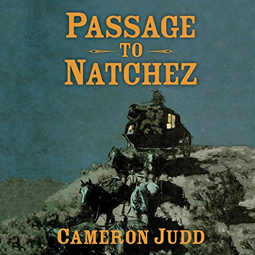 Passage to Natchez audiobook cover art