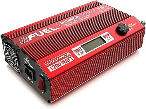 envio rapido a ti SKYRC eFUEL 1200W 50A Regulated Power Supply High Power Power Power High Output  mejor oferta