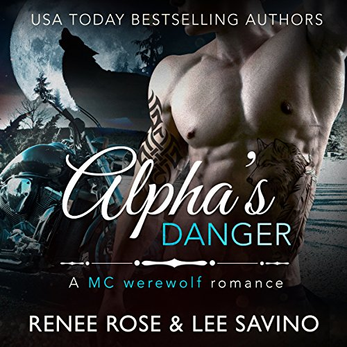 Alpha's Danger audiobook cover art