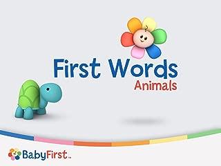 Animal Fun With BabyFirst