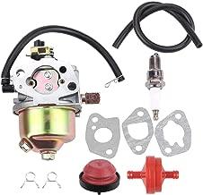Carburetor for Troy Bilt Storm 2410 2420 2690 170SA MTD Craftsman HUAYI Snow Blower with Primer Bulb Fuel Line Filter Spark Plug Parts Kit