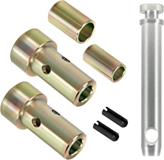 Cat 1 Quick Hitch Adapter Bushing Kit and S07070200 Cat 1...
