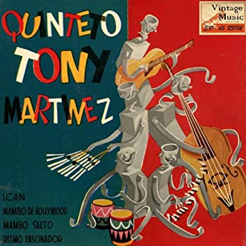 "Vintage Jazz Nº19 - EPs Collectors ""Latin Jazz"""