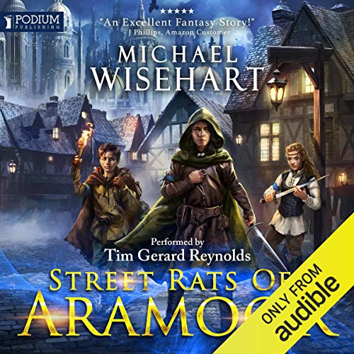 Street Rats of Aramoor cover art