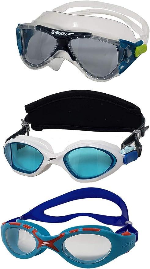 Branded Slazenger//Speedo Juniors Swimming Googles Funny Characters 3D