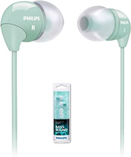 Philips She3590lb Music Colors In-ear Headphones Earphones She 3590 Light Blue