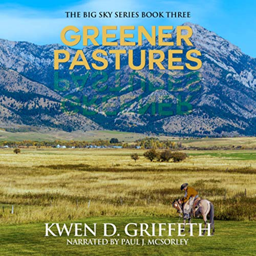 Greener Pastures  By  cover art