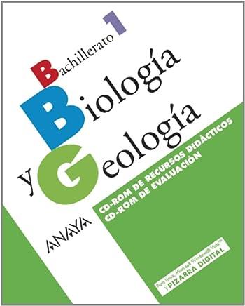 Biología y Geología. CD-ROM de Recursos didácticos. CD-ROM de Evaluación.