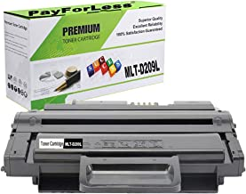 PayForLess Compatible MLT-D209L 209L Toner Cartridge Black 1PK Replacement for Samsung ML-2855nd SCX-4826fn SCX-4828FN SCX-4824 SCX-4825FN