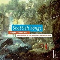 Scottish Songs by Susan Hamilton