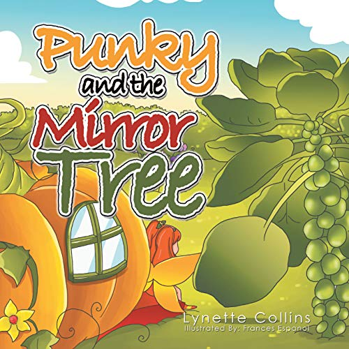 Punky and the Mirror Tree: Being Brave (English Edition)