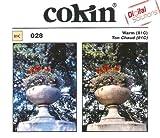 """Cokin P028 Filtro di Conversione (81C) con Sistema Creativo a """"P"""", Arancio"""