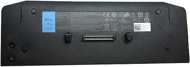 Dentsing 97Whr Extended Slice battery for Latitude E5420, E6220, E6320, E6420, E6420 ATG, E6520, XT3. X57F1, 312-1242, KJ321