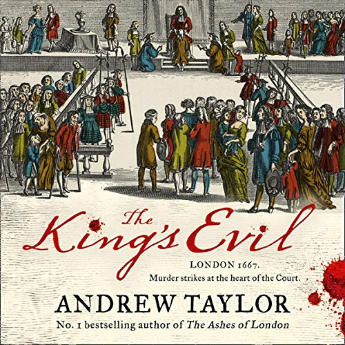 The King's Evil audiobook cover art
