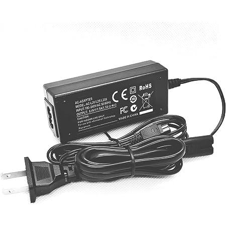 DCR-HC44E Handycam Camcorder DCR-HC43E AC Power Adapter Charger for Sony DCR-HC40E DCR-HC42E