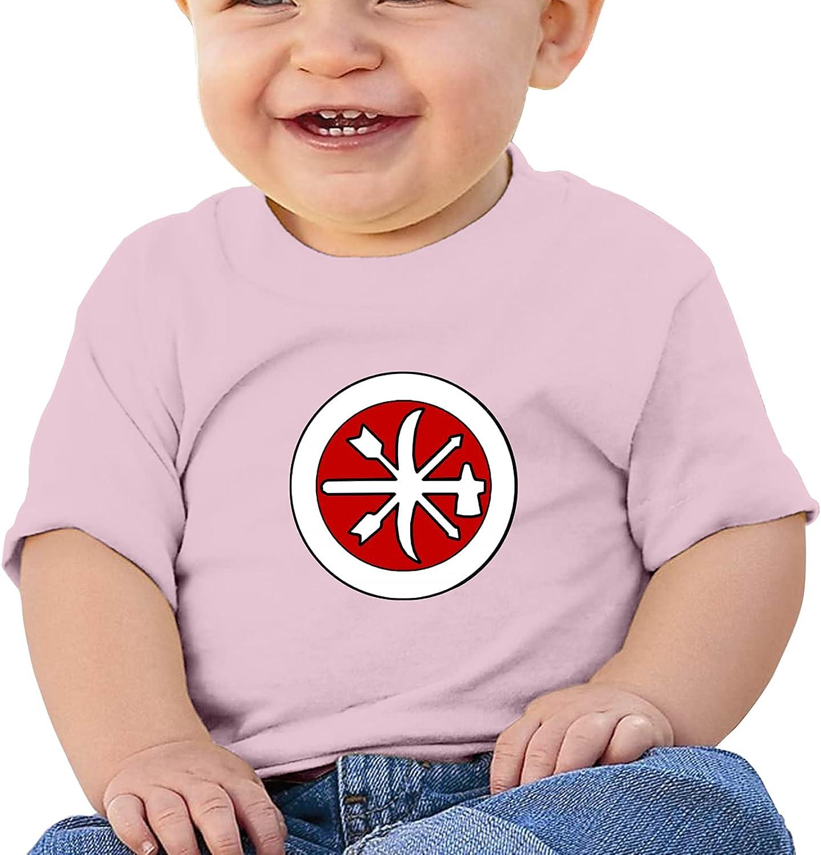 MSEBIM Choctaw Braves Girl Boy'Sbaby Cotton T-Shirt Tees
